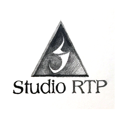 Studio RTP Logo Pencil Illustration