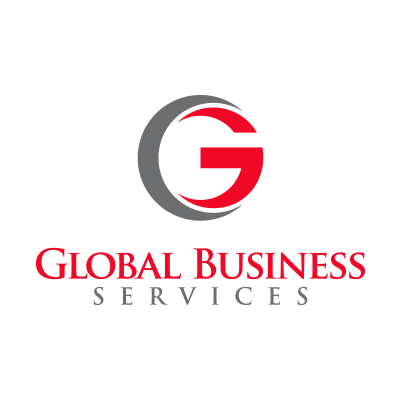 Global Business Solutions Logo Design