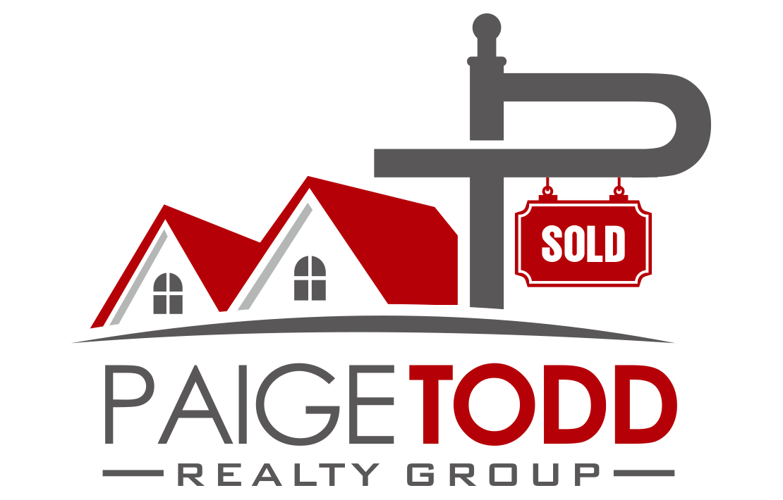 Paige Todd Realty Logo Design