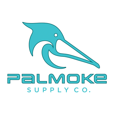 Palmoke Supply Co. Logo Design