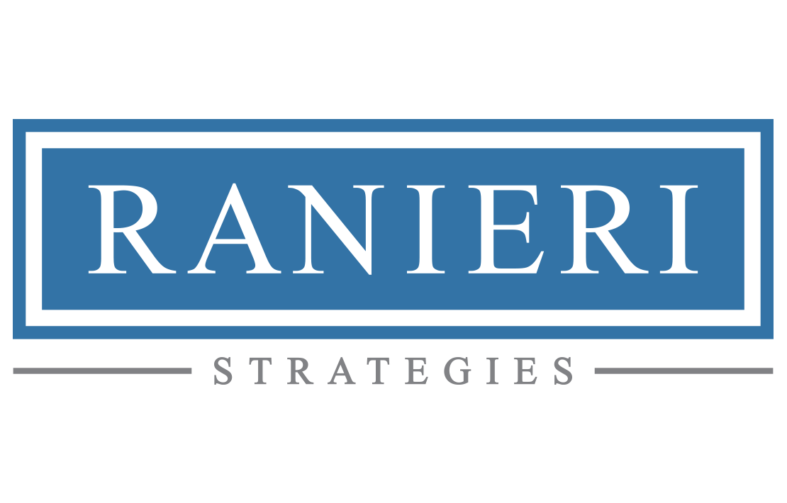 Ranieri Strategies Logo Design