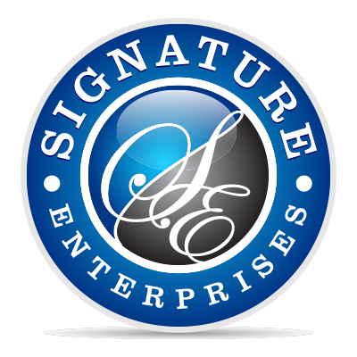 Signature Enterprises Logo Design