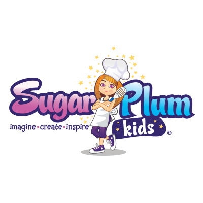 Sugar Plum Kids Logo Design
