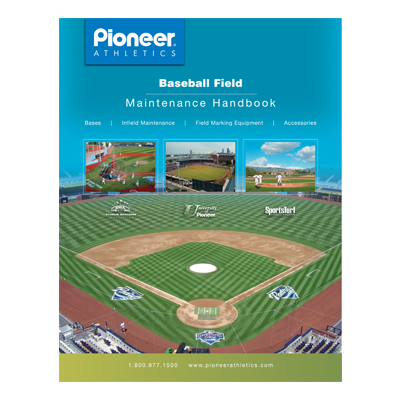 Pioneer Baseball Brochure Design